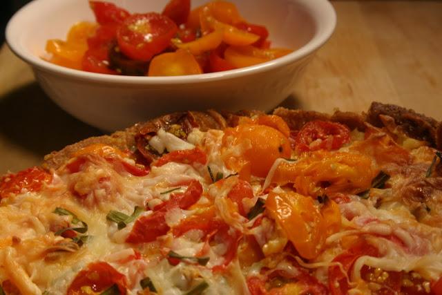 Bake, Pie, Pizza, Heirloom, Recipe