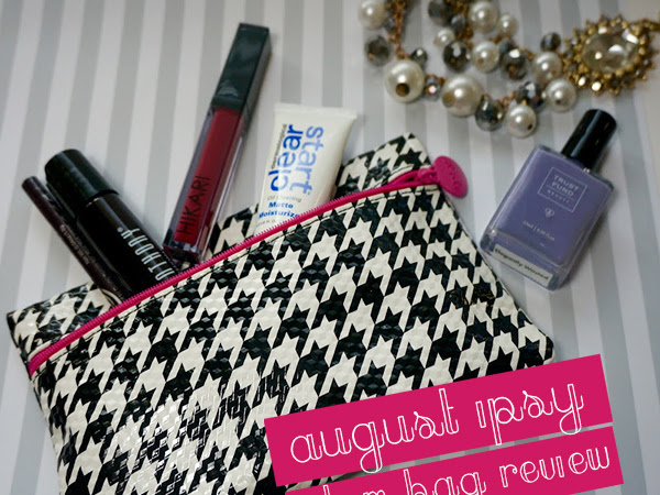 IPSY: August Glam Bag