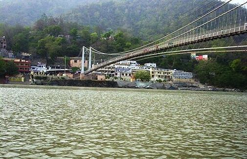 Best attractions in Uttarakhand | Suspension Bridges at Rishikesh | Top Tourist attraction in Uttarakhand