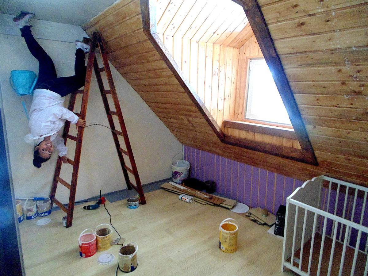 Una casetta tutta matta for 6 piani di casa colonica di 6 camere da letto