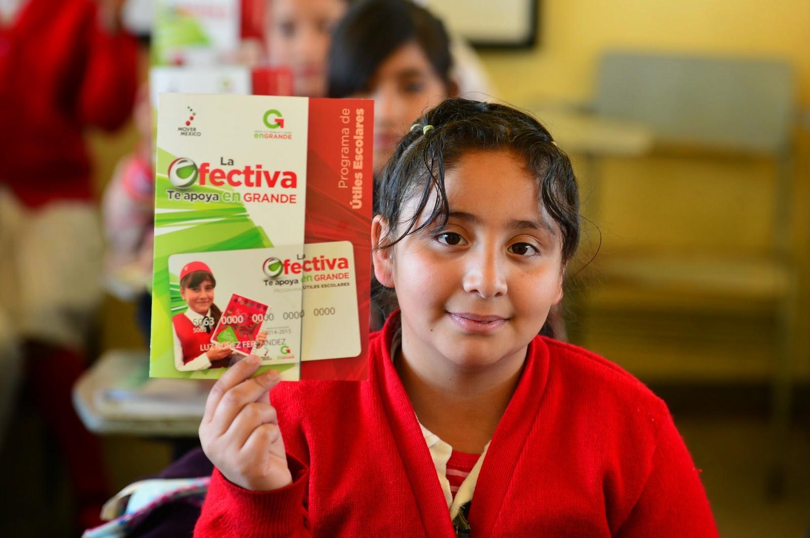 Imagen de Alumnos mexiquenses tendr�n �tiles y descuentos con �La Efectiva�