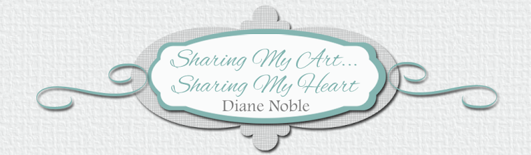 Sharing My Art...Sharing My Heart