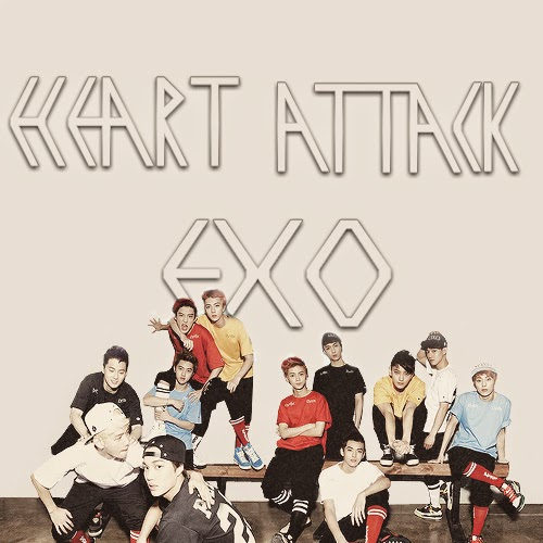 EXO – Heart Attack