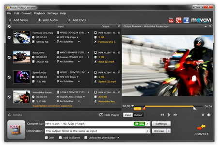 Movavi Video Converter v14.3.0