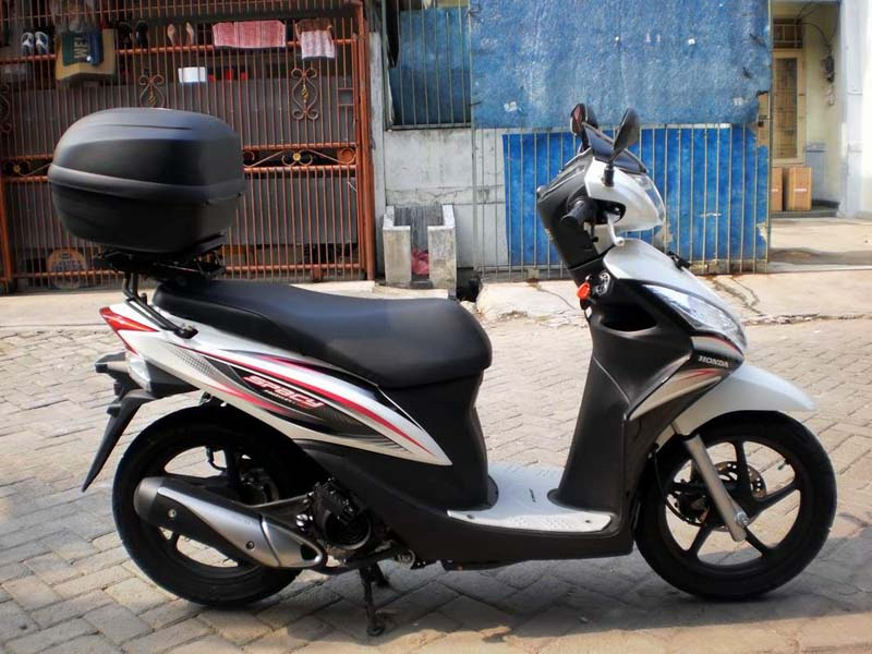 kumpulan Variasi Motor Matic Honda Spacy