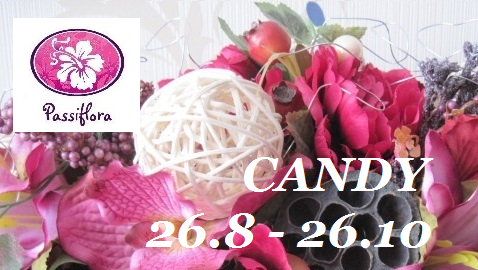 CANDY NA BLOGU DO 26.10