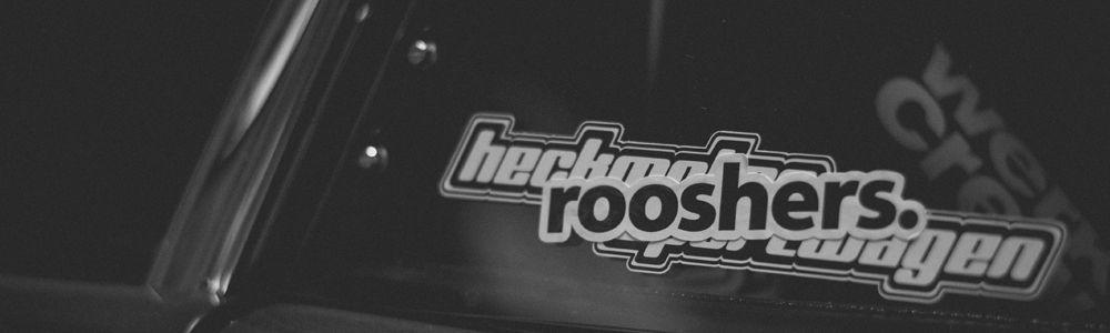 heckmotorsportwagen - vintage Porsche car culture
