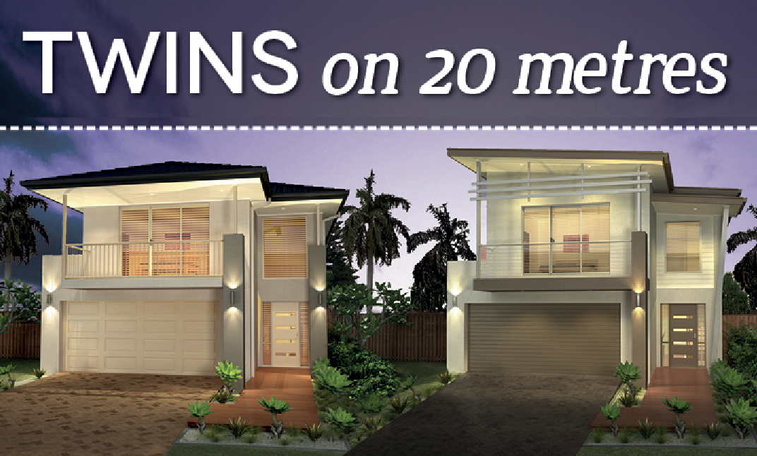 Adenbrook homes august 2012 for 10m frontage home designs brisbane