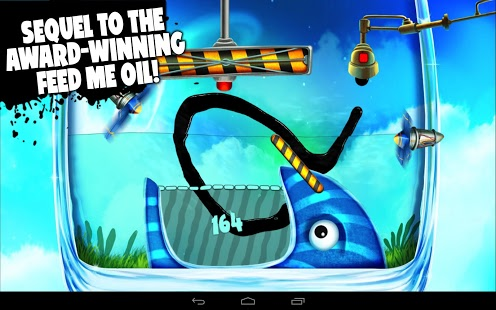 Feed Me Oil 2 Apk Android Game