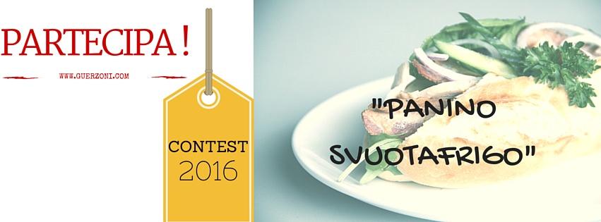 "CONTEST 2016 "" PANINO SVUOTAFRIGO"" per ACETAIA GUERZONI !"