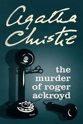cover of The Murder of Roger Ackroyd by Agatha Christie