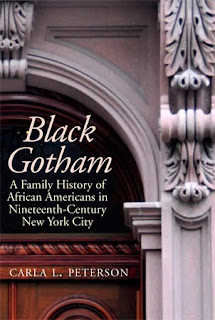 Black Gotham with Carla L. Peterson on Fieldstone Common