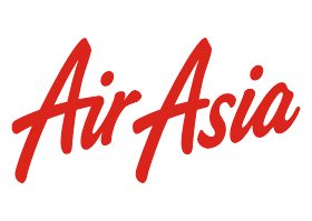 Air Asia Logo Vector download free