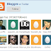 Twitter Follower Box/Fan Box Widget For Blogger.