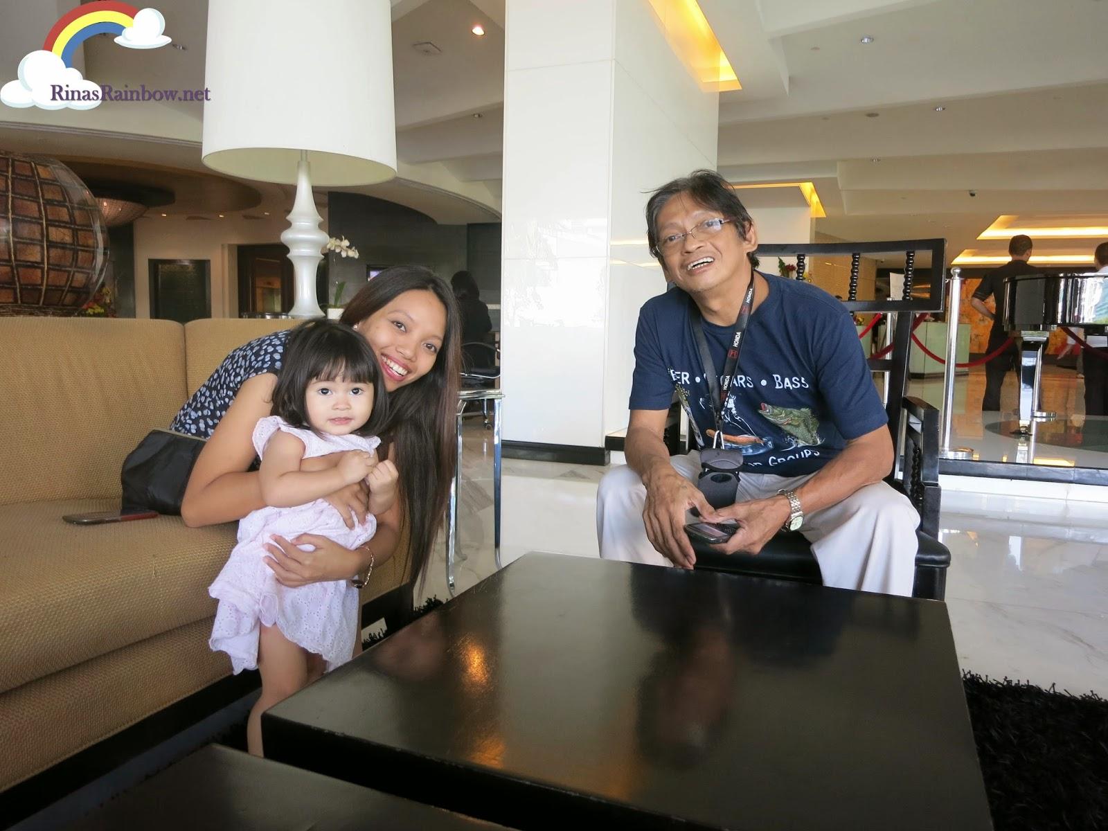 The Bellevue Manila Lobby