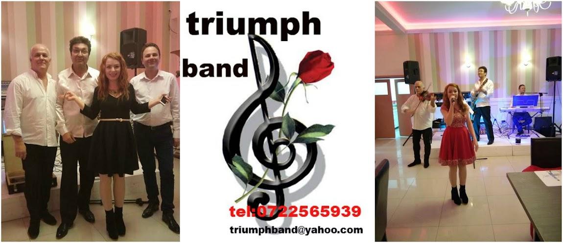 Formatie de nunta  - TriumphBand Constanta