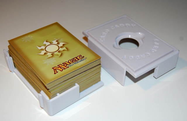 Card Caddy Magic the Gathering sleeved