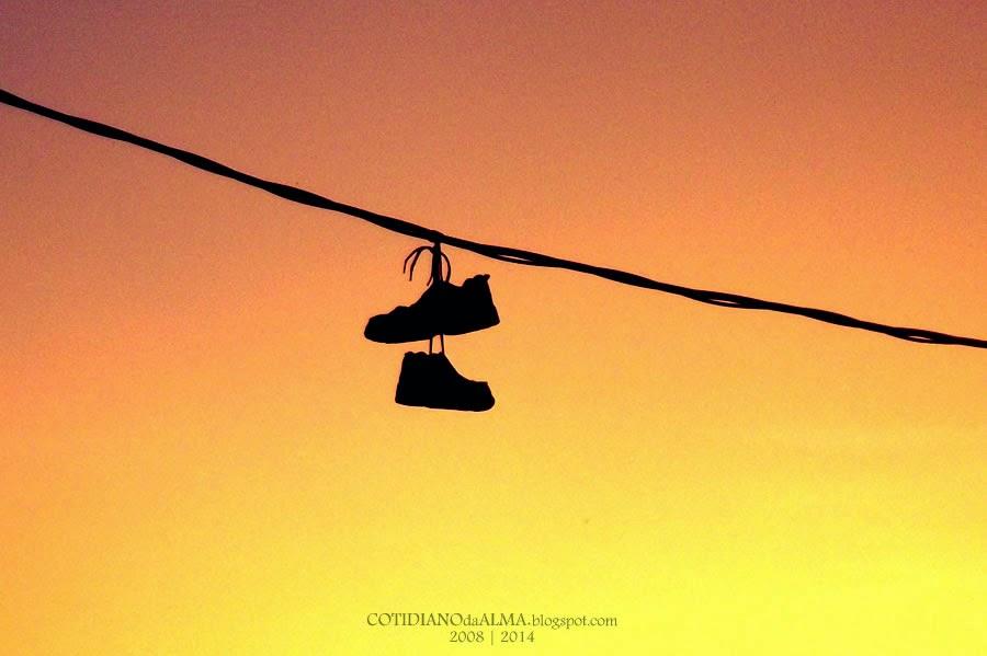 Sapatos Tênis Ezequiel Rodrigues Cotidiano da alma