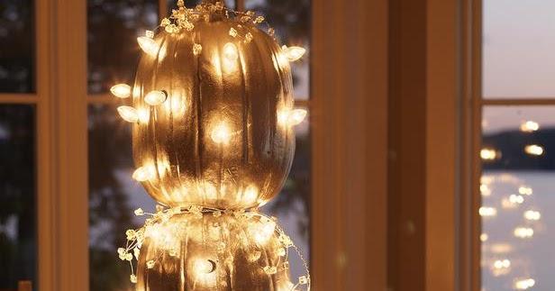 Modern Furniture How To Make An Illuminated Pumpkin