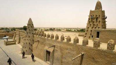 Situs Islam bersejarah di Timbuktu kembali dibuka