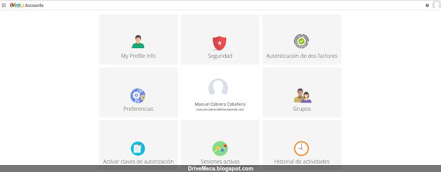 DriveMeca configurando un servicio online GRATUITO de mail server