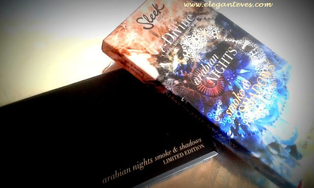 "Sleek Makeup's Arabian Nights ""Smoke and Shadows"" i-Divine Eyeshadow Palette"