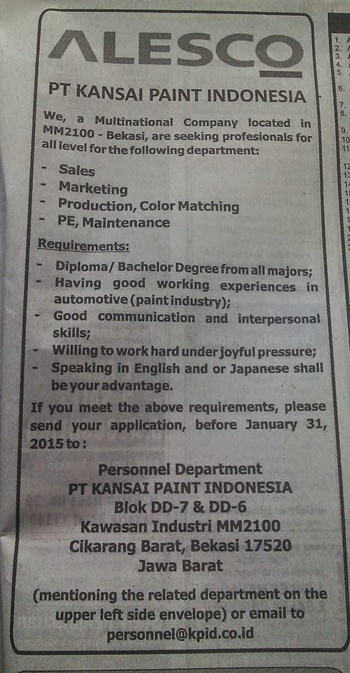 """<img src=""""Image URL"""" title=""""PT. Kansai Paint Indonesia"""" alt=""""PT. Kansai Paint Indonesia""""/>"""