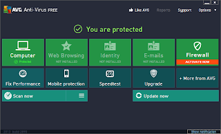 AVG AntiVirus Free 2013 13.0 Build download