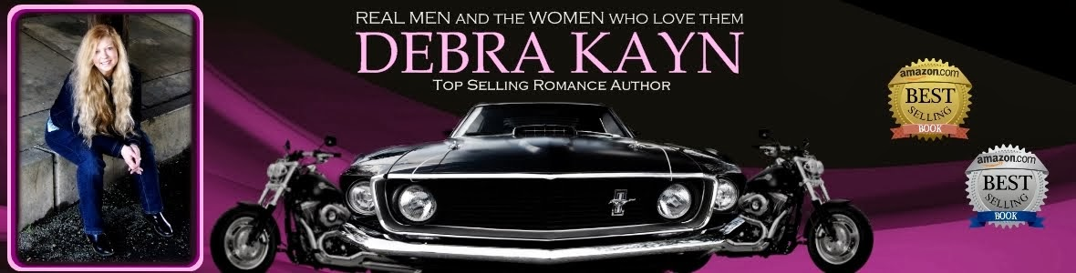 Debra Kayn ~ Romance Author