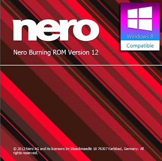 Nero Burning ROM 12.5.01100 + Crack download