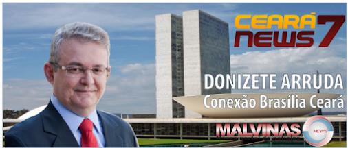 INTEGRAÇÃO CEARÁ NEWS 7 / MALVINAS NEWS