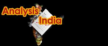 Analysis India