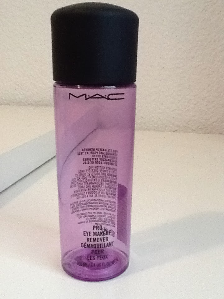 MAC PRO eye make up remover