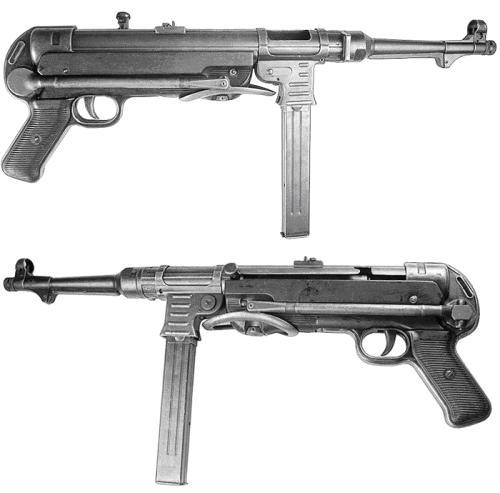 La segunda guerra mundial armas de la segunda guerra mundial - Pistolas para lacar ...