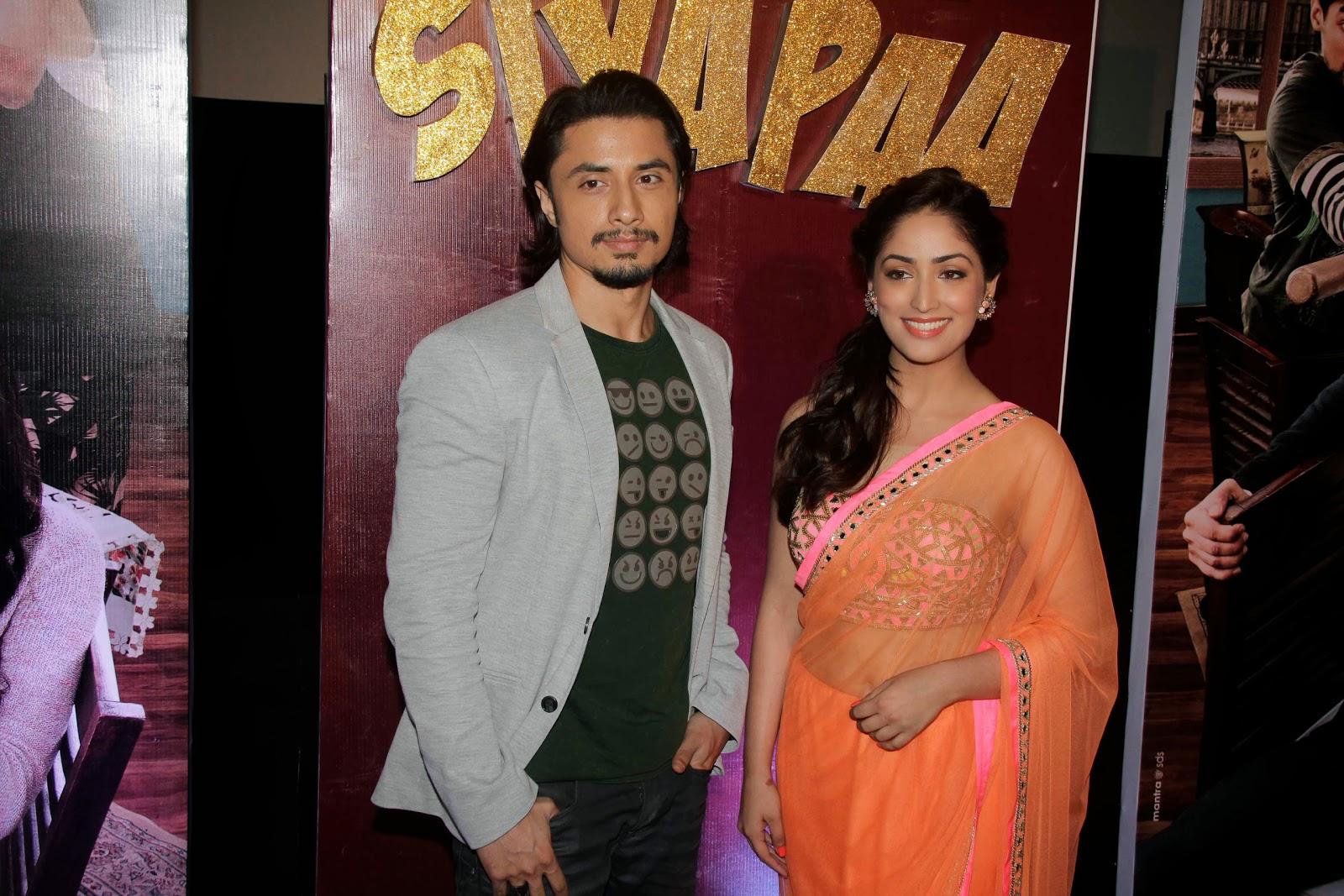 gallery yami gautam and ali zafar movie