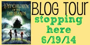 Lost Children of the Far Islands Blog Tour