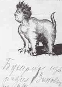Mentiras sobre Stalin Bujarin+-+Dibujos+-+Zinoviev+-+1926