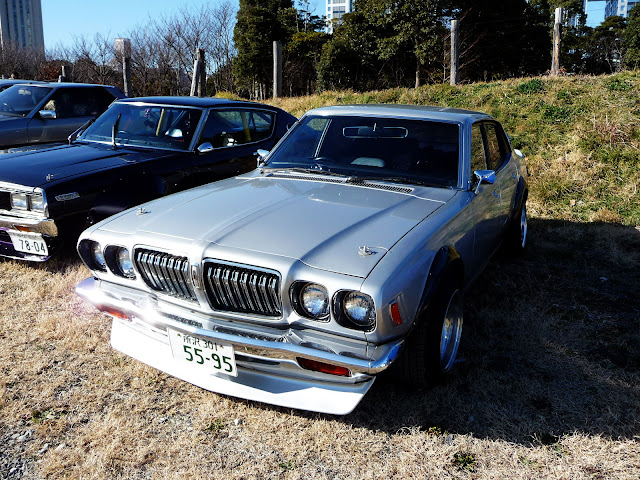 Nissan Bluebird-U 610