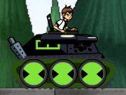 لعبة بن تن في الدبابة
