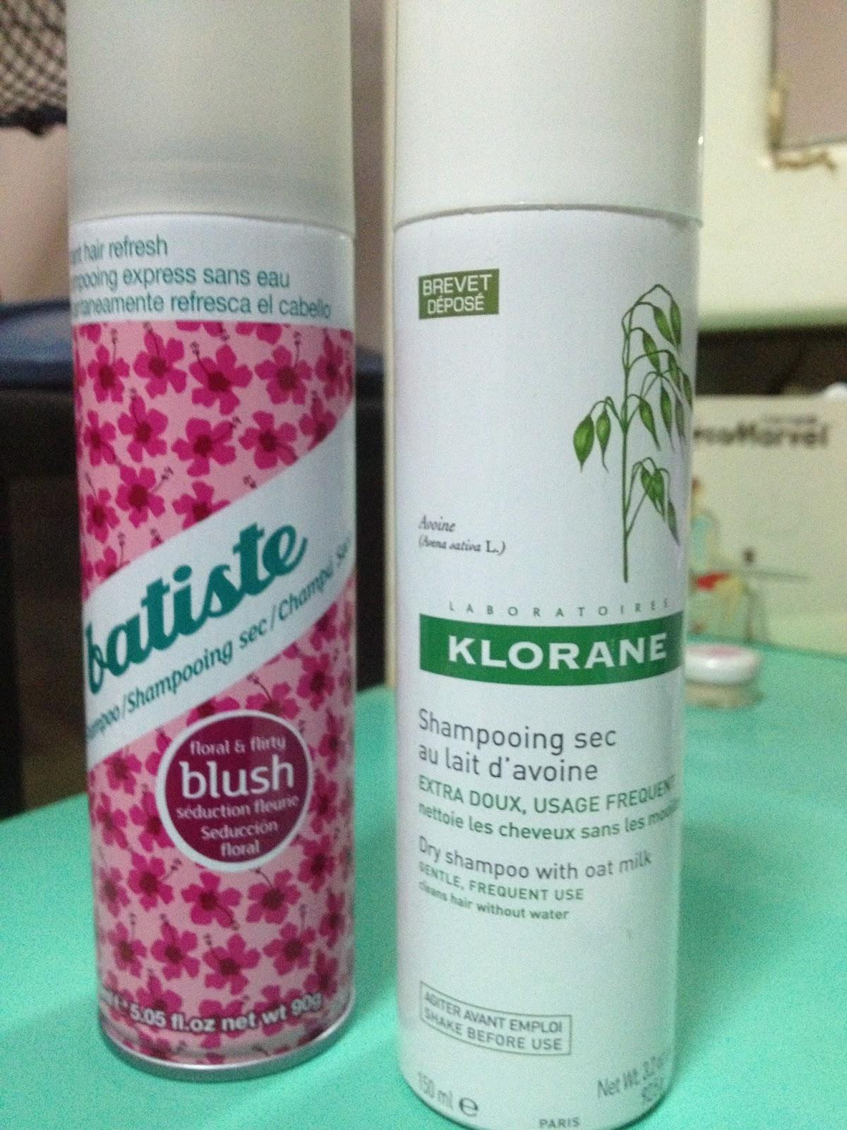 Klorane Dry Shampoo Vyingvanity Klorane Dry Shampoo Vs Batiste Dry Shampoo