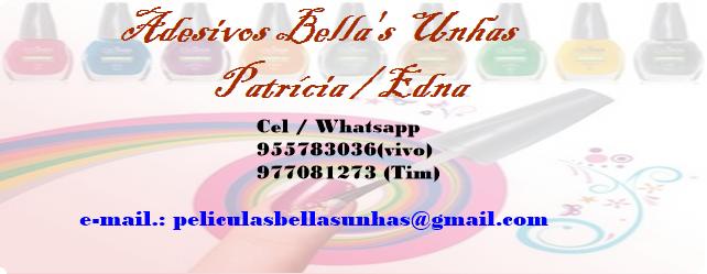 Adesivos Bella's Unhas