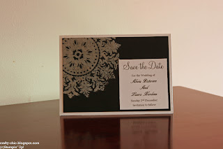 save the date, wedding stationary, black and white wedding