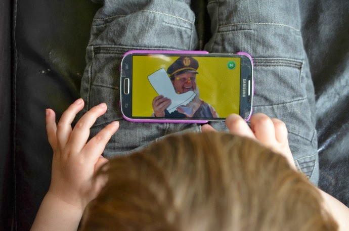 cbeebies app, apps for two year olds, samsung vodafone