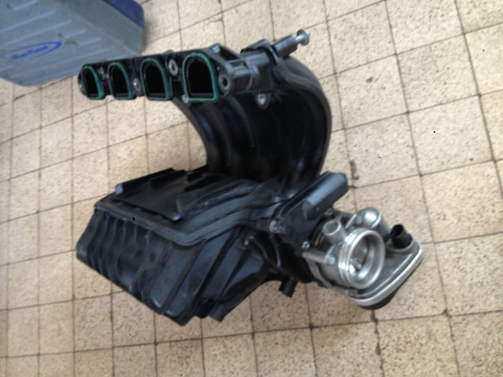 Beemer Lab formerly Planet 5 E46 CCV Intake Re con