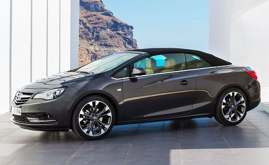 four wheel drive magazine opel muestra su nuevo astra cabrio el cascada. Black Bedroom Furniture Sets. Home Design Ideas