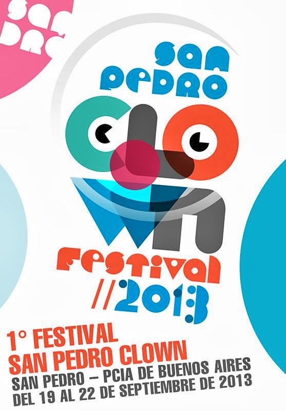 Festival San Pedro Clown