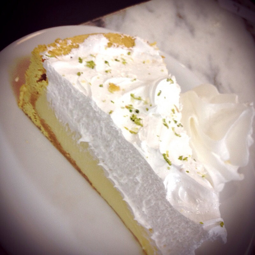 luscious lime desserts classic key lime pie and the lazy days of ...
