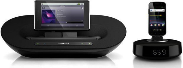 Philips launch world's first Android phone dock,Philips Fidelio AS351