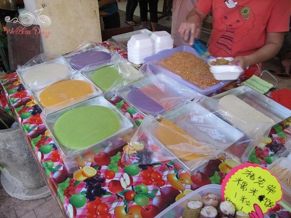 Siniawan Bazaar Night Market - Food