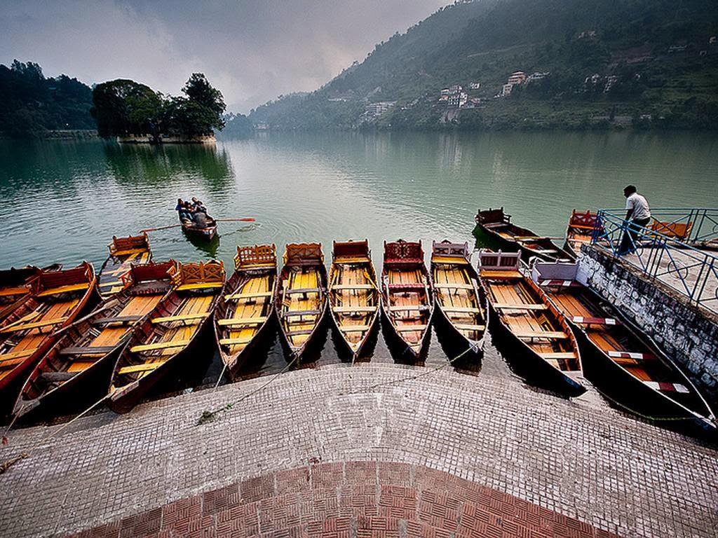 Major Attractions: Bhimtal Lake